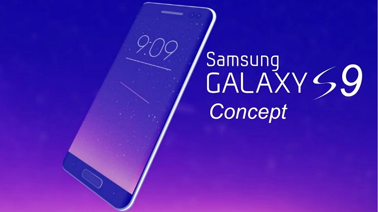 What metal has to do with Samsung Galaxy S9?