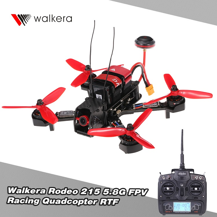 Check Out The Features Of The Walkera Furious 215 Quadcopter