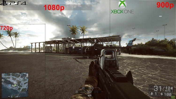 PC Games vs Xbox Games