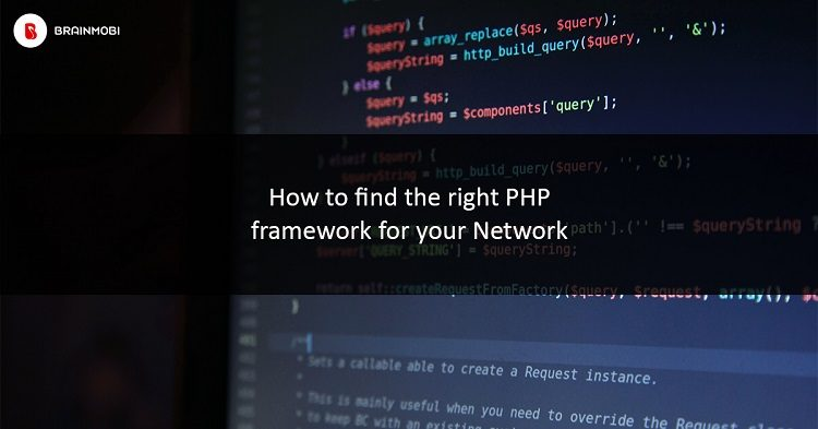 How to select the correct PHP framework for your Project: