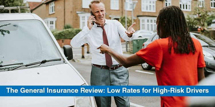 The General Auto Insurance Review: Low Rates for High-Risk Drivers
