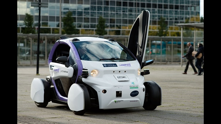 Robotic Cars