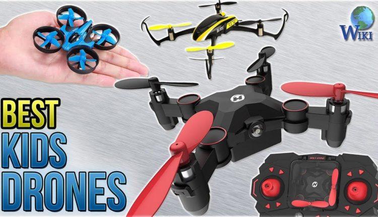 DJI Tello (Best worth drone for kids)