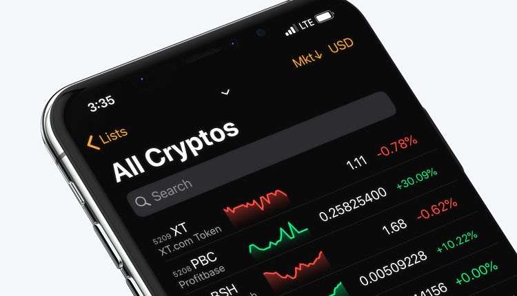 Trading Crypto currencies From Mobile – The New Trend?